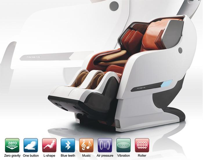 Массажное кресло RT-8600